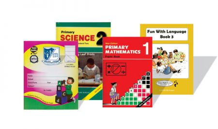 Stationery List for Lower Primary