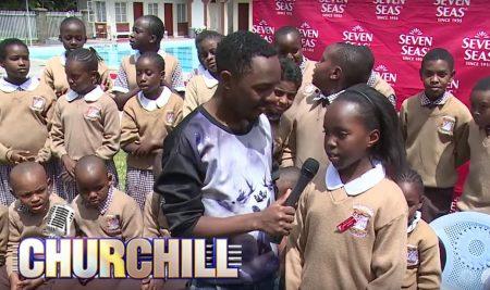 Churchill Kids Corner – Bellevue School