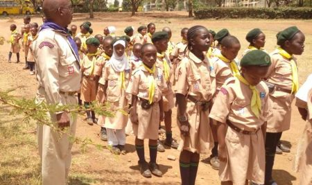 SCOUTS MOVEMENT